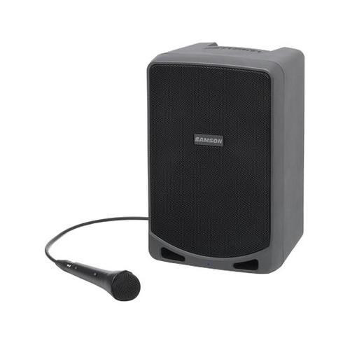 Samson Expedition XP106 2-Way Portable PA with Accessories