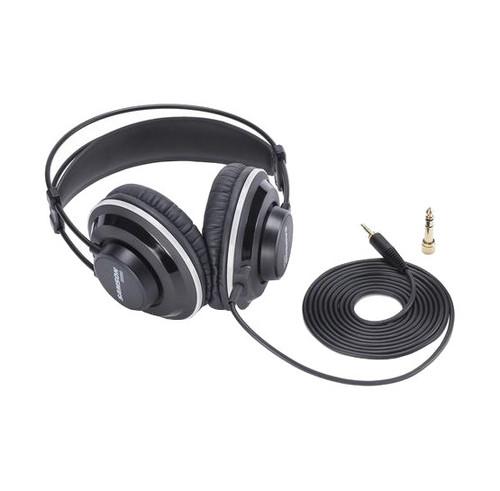 Samson SR990 Closed-Back Over-Ear Studio Headphones
