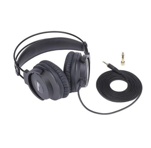 Samson SR880 Closed-Back Over-Ear Studio Headphones
