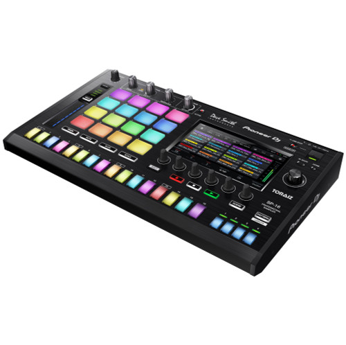 Pioneer DJ Toraiz SP-16 16-Track Production Sampler