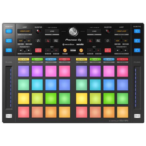 Pioneer DJ DDJ-XP2 Sub DJ Controller top
