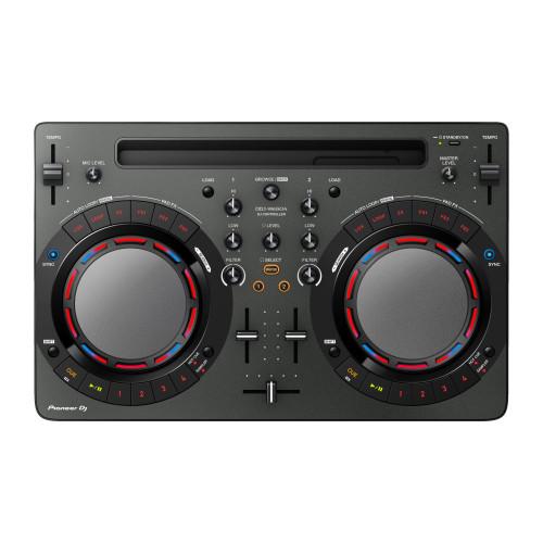 Pioneer DJ DDJ-WeGO4-K Portable DJ Controller top