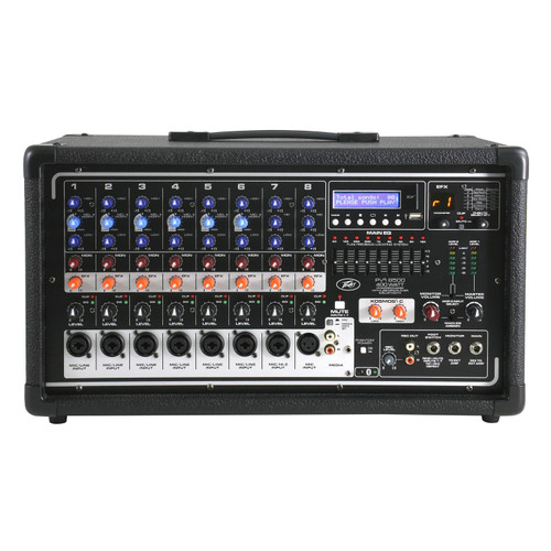 Peavey PVi 8500 All-In-One Powered Mixer