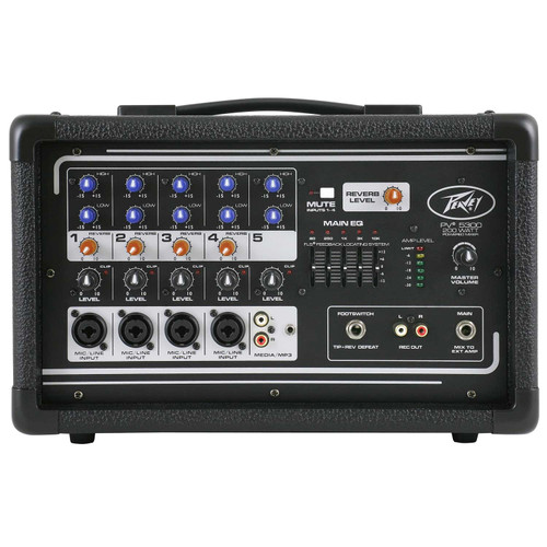 Peavey PV 5300 All-In-One Powered Mixer