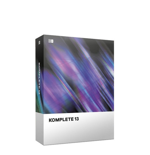 Native Instruments KOMPLETE 13 Software Production Suite boxed