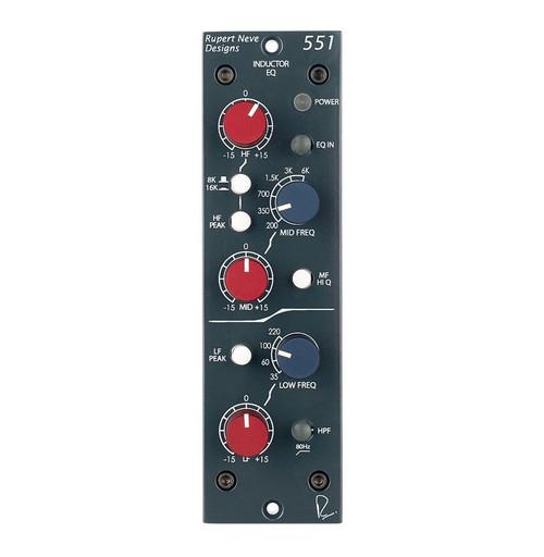 Rupert Neve 551 500 Series Inductor EQ