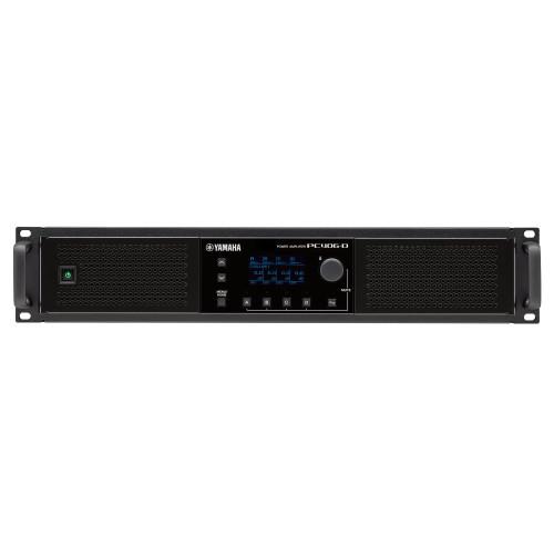 Yamaha PC406-D 4-Channel 600W Power Amplifier