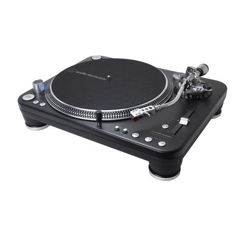 Audio Technica AT-LP1240-USBXP Direct-Drive Pro DJ Turntable