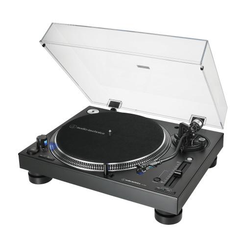 Audio Technica AT-LP140XP-BK Direct-Drive Pro DJ Turntable