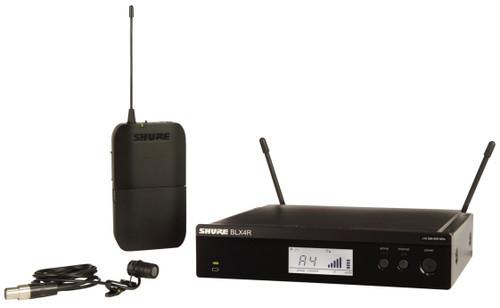 Shure BLX14R/W85 Wireless Lavalier System