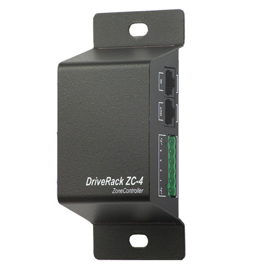 dbx ZC-4 Wall-Mounted Zone Controller