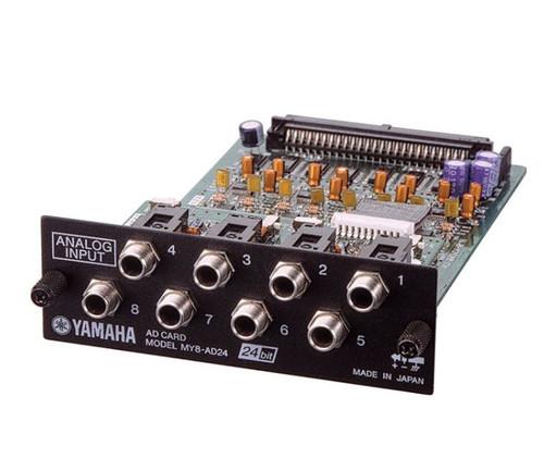 Yamaha MY8-AD24 Analog Input Expansion Card