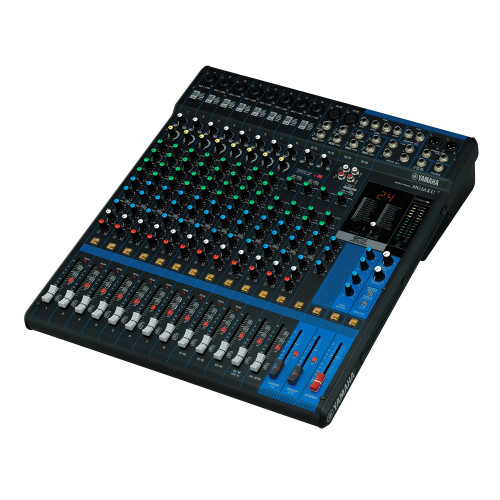 Yamaha MG16XU 16-Channel Analog Mixer with Effects and USB