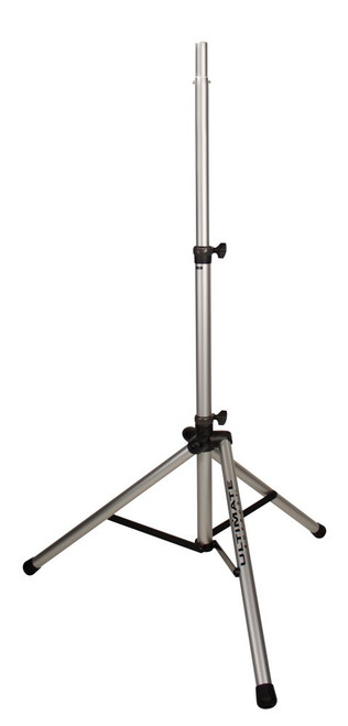 Ultimate Support TS-80S Aluminum Tripod Speaker Stand, Silver