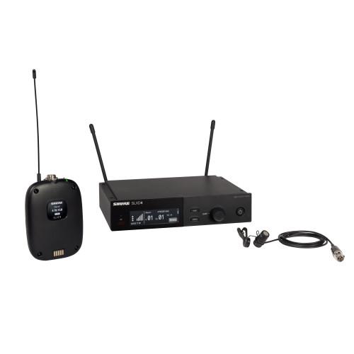 Shure SLXD14/85 Wireless Lavalier Microphone System