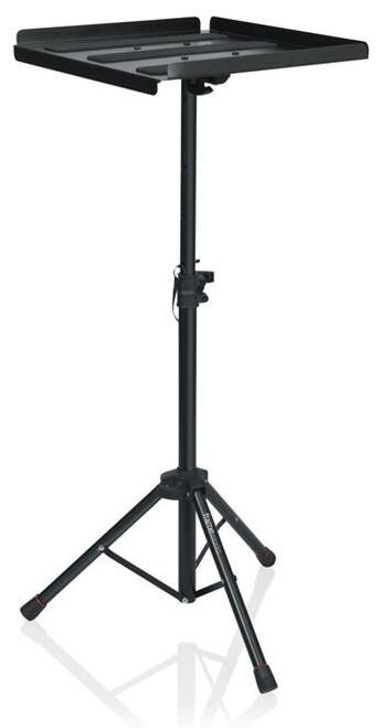 Gator GFW-UTL-MEDIATRAY1 Compact Adjustable Media Tray Stand