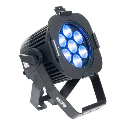 Elation Seven Par 7IP 7-in-1 RGBAW + Lime + UV LED Par