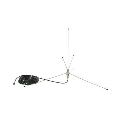Listen Technologies LA-107 216 MHz Ground Plate Remote Transmitter Antenna