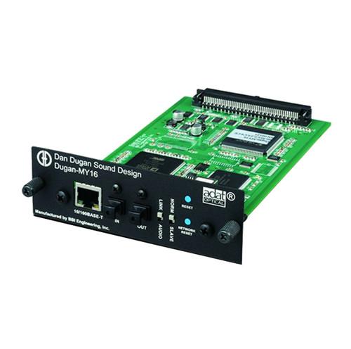 Yamaha DUGAN-MY16 Automatic Mixing Controller Card
