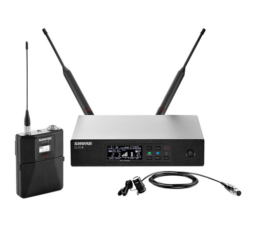 Shure QLXD14/83 Lavalier Wireless System