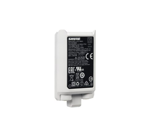 Shure SB903 SLX-D Lithium-Ion Battery