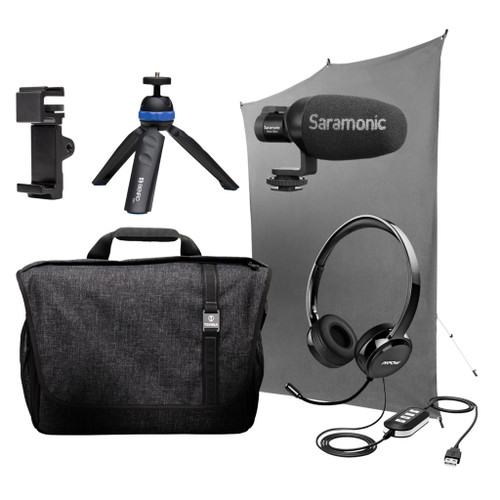 Saramonic HOMEBASE3 Professional Plus Portable Video Conferencing Kit