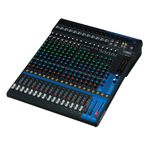 Yamaha MG20 20-Channel Analog Mixer