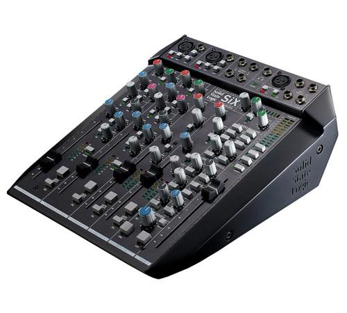 Solid State Logic SiX Compact Desktop Mixer