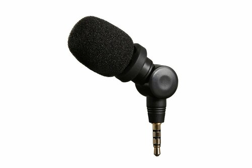 Saramonic SmartMic Mini Condenser Microphone with TRRS Connector