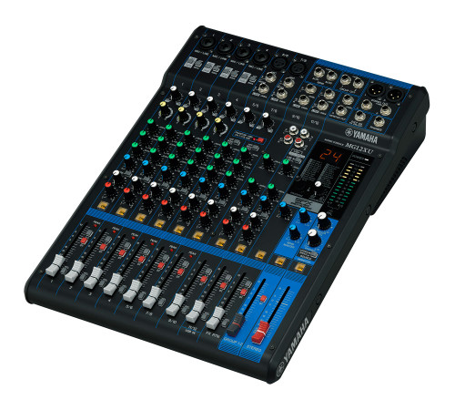 Yamaha MG12XU 12-Channel Analog Mixer with Effects and USB