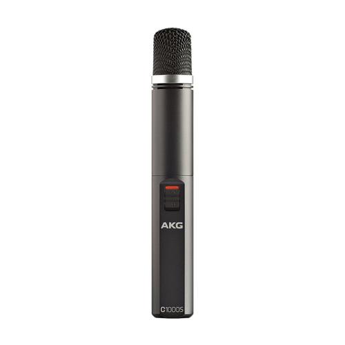 AKG C1000 S Small Diaphragm Condenser Microphone