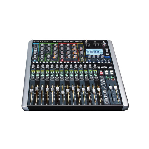 Soundcraft Si Performer 1 Digital Mixing Console