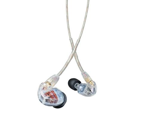 Shure SE535-CL Sound Isolating Earphones