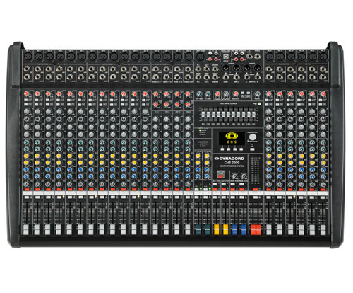 Dynacord CMS 2200-3 22-Channel Compact Mixer