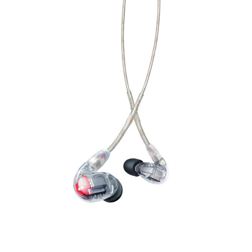 Shure SE846-CL Professional Sound Isolating Earphones