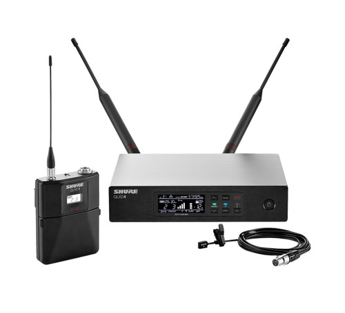 Shure QLXD14/93 Lavalier Wireless System