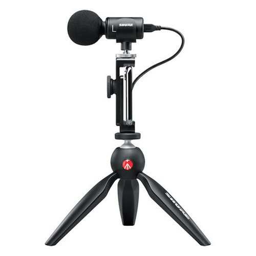 Shure MV88+ Video Kit [Discontinued Packaging]