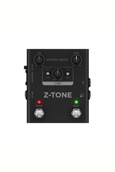 IK Multimedia Z-Tone Buffer Boost Preamp/DI Pedal
