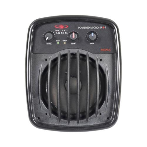 "Galaxy Audio MSPA5 5"" Portable Powered Speaker"