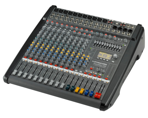 Dynacord PowerMate 1000-3 10-Channel Powered Mixer
