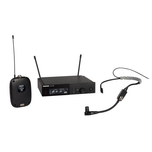 Shure SLXD14/SM35 Wireless Headworn Microphone System