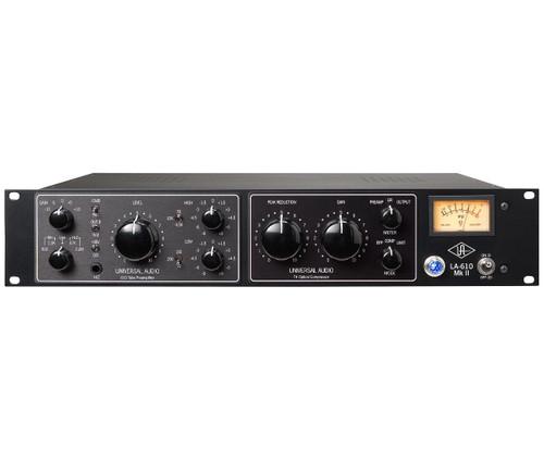 Universal Audio LA-610 MkII Classic Tube Mic Preamp