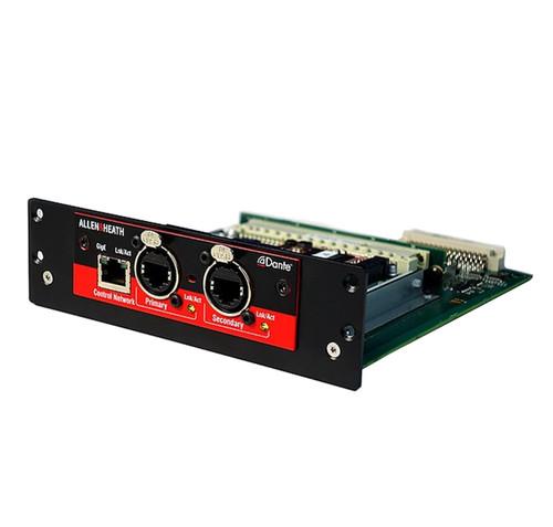 Allen & Heath Multichannel Audio Interface Expansion Card