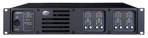 Ashly Pema 8250 Media Amplifier