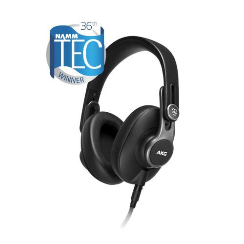 AKG K371 Over-Ear Studio Headphones