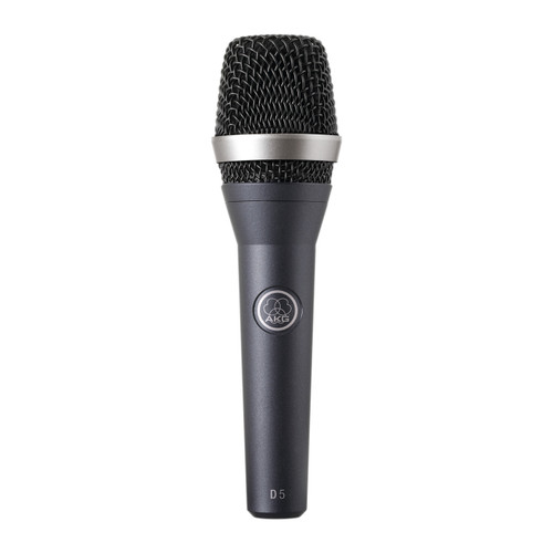 AKG D5 Supercardioid Vocal Dynamic Microphone