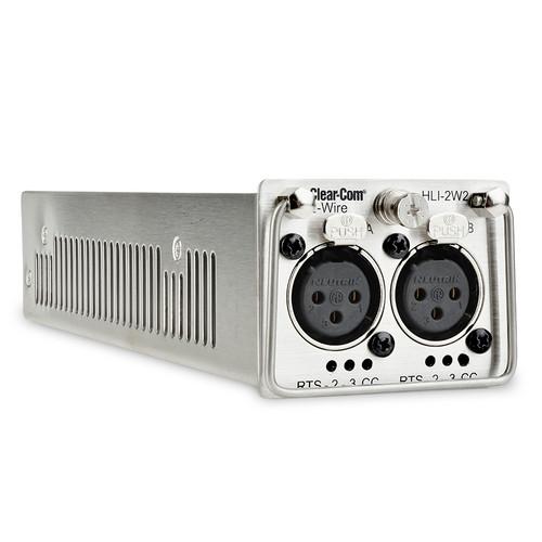 Clear-Com HLI-2W2 2-Wire Interface Module