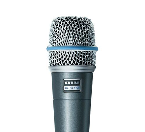 Shure Beta 57A Dynamic Instrument Microphone Capsule