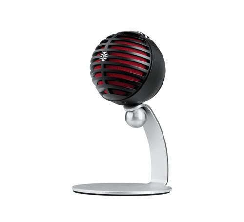 Shure MV5 Digital Condenser Microphone, Black [Discontinued Packaging]