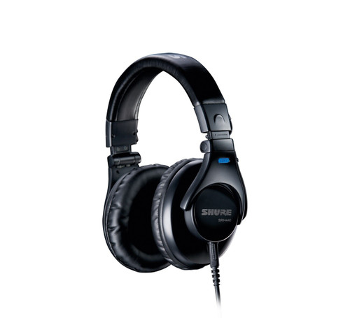 Shure SRH440 Professional Studio Headphones [Discontinued Packaging]